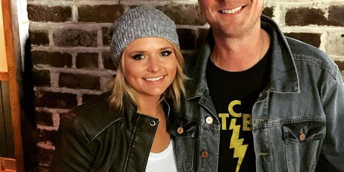 Country Star Miranda Lambert spotted in Savannah over the weekend