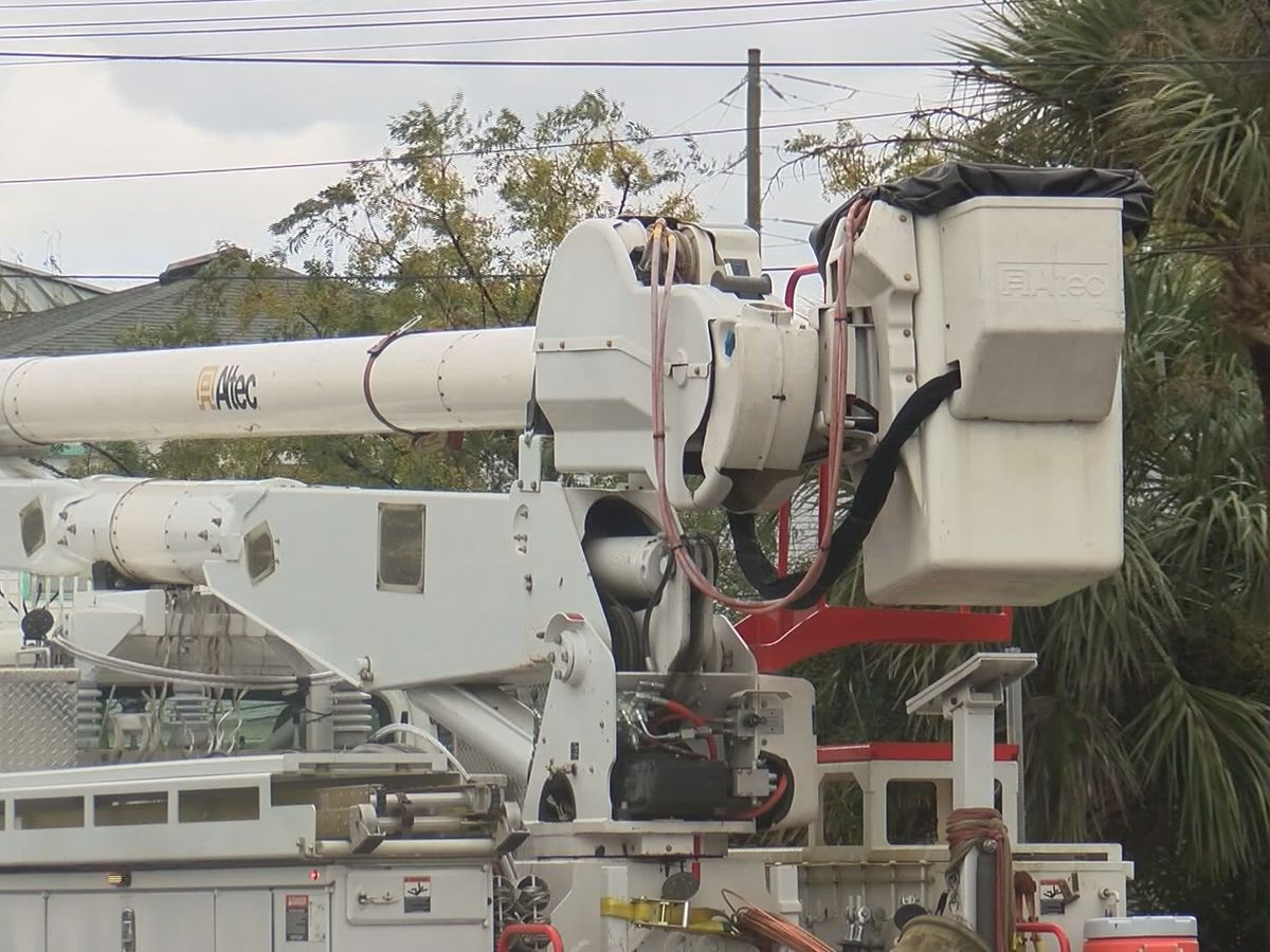 FEMA awards grant money for generators across Coastal Empire