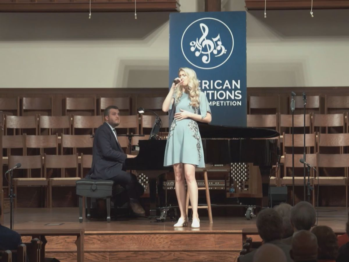 American Traditions Vocal Competition to participate in Summer in Savannah