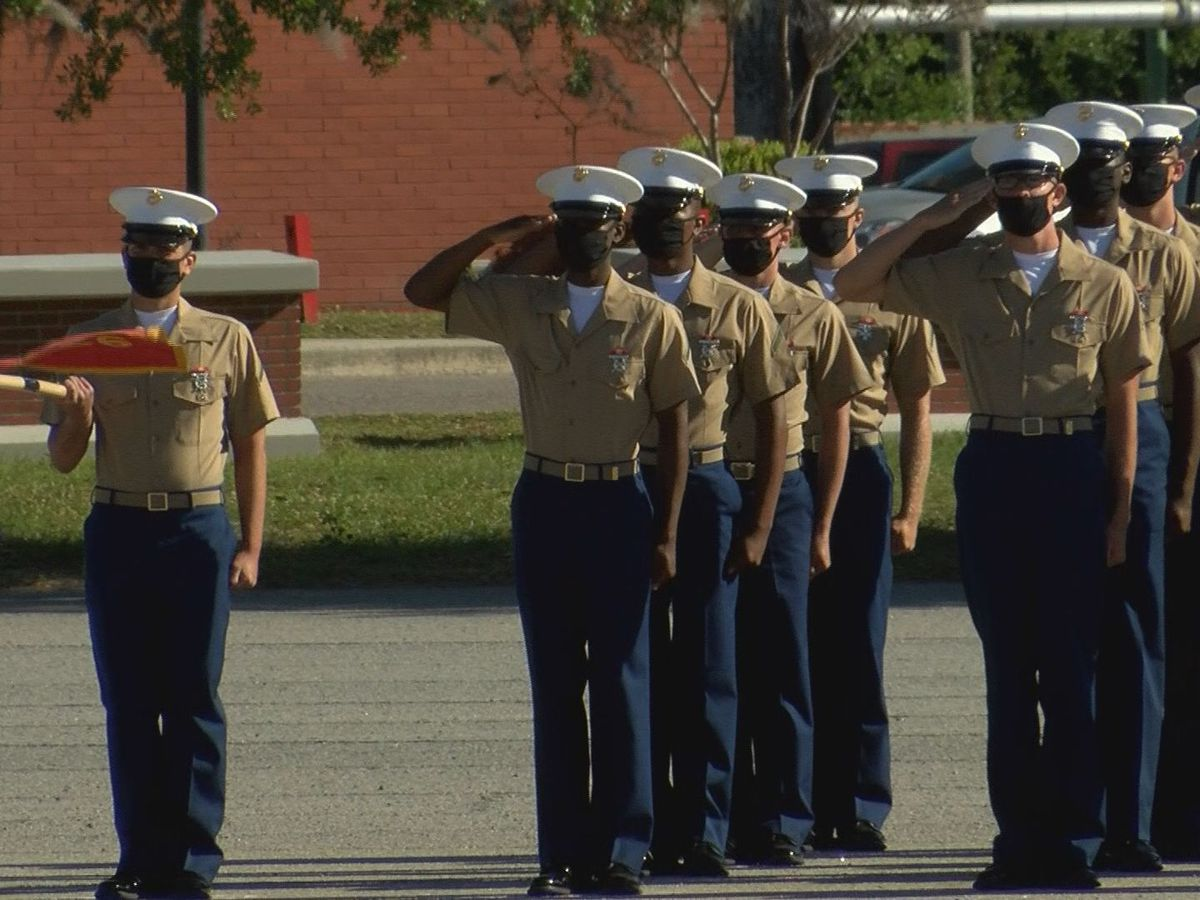 Parris Island graduation ceremony open to the public