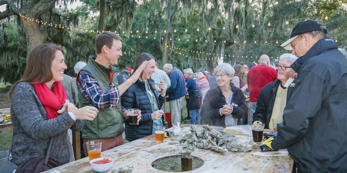 Savannah Weekend: Block party, Wormsloe lantern tours, oyster roast