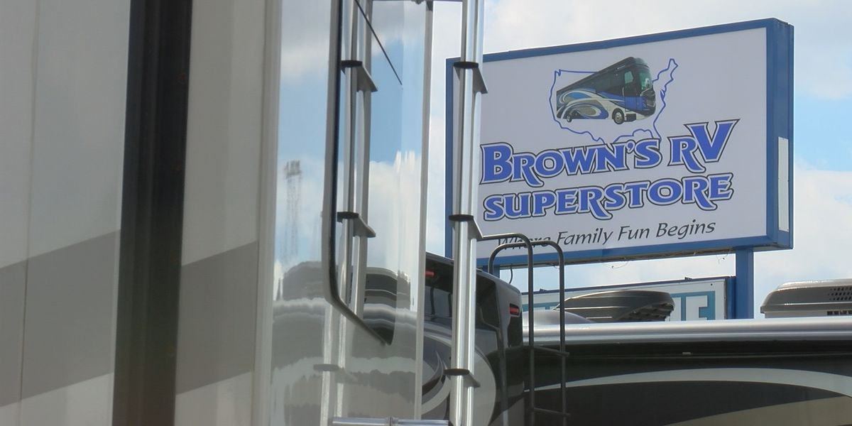Economists keeping a close eye on RV dealers across the state, country