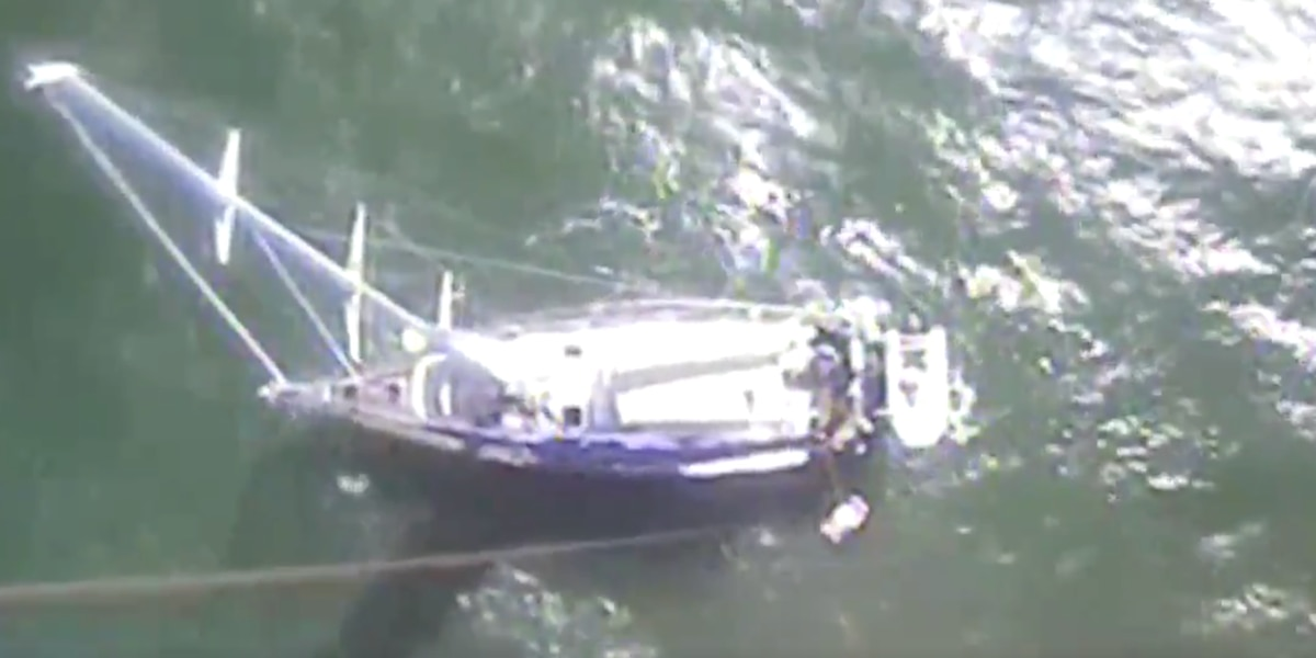 Coast Guard finds body of Charleston man who went missing after fishing ship capsized
