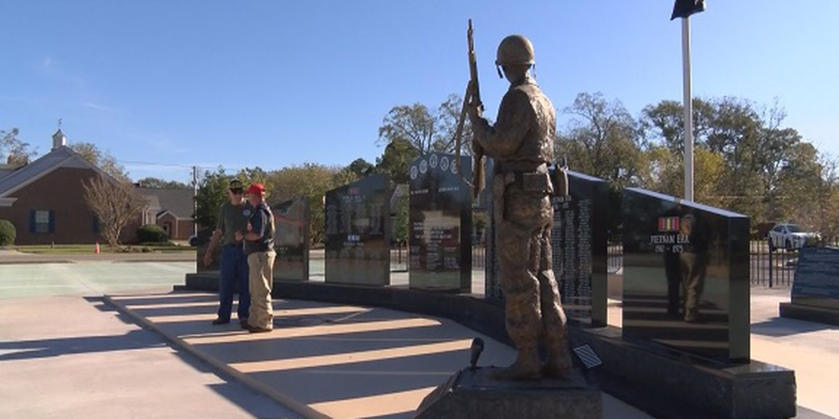 Jeff Davis County Veterans Association pays tribute to local vets