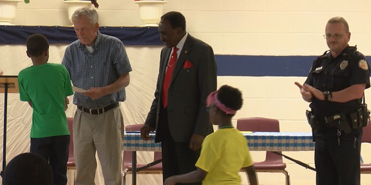 50 students in the Lowcountry graduate from D.A.R.E Program