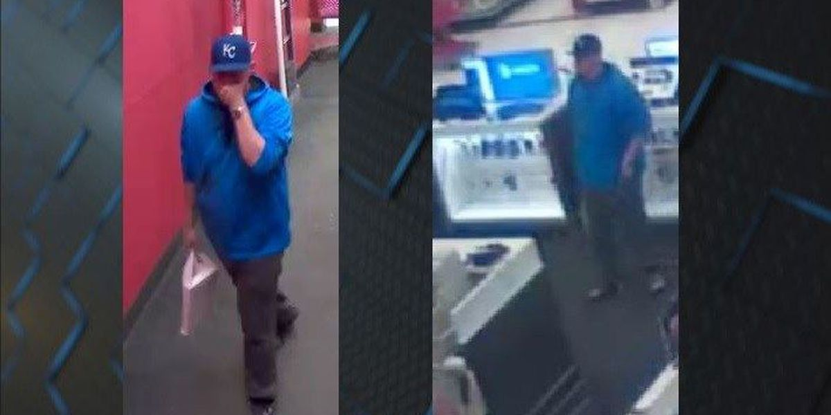 BCSO attempting to identify credit card fraud suspect