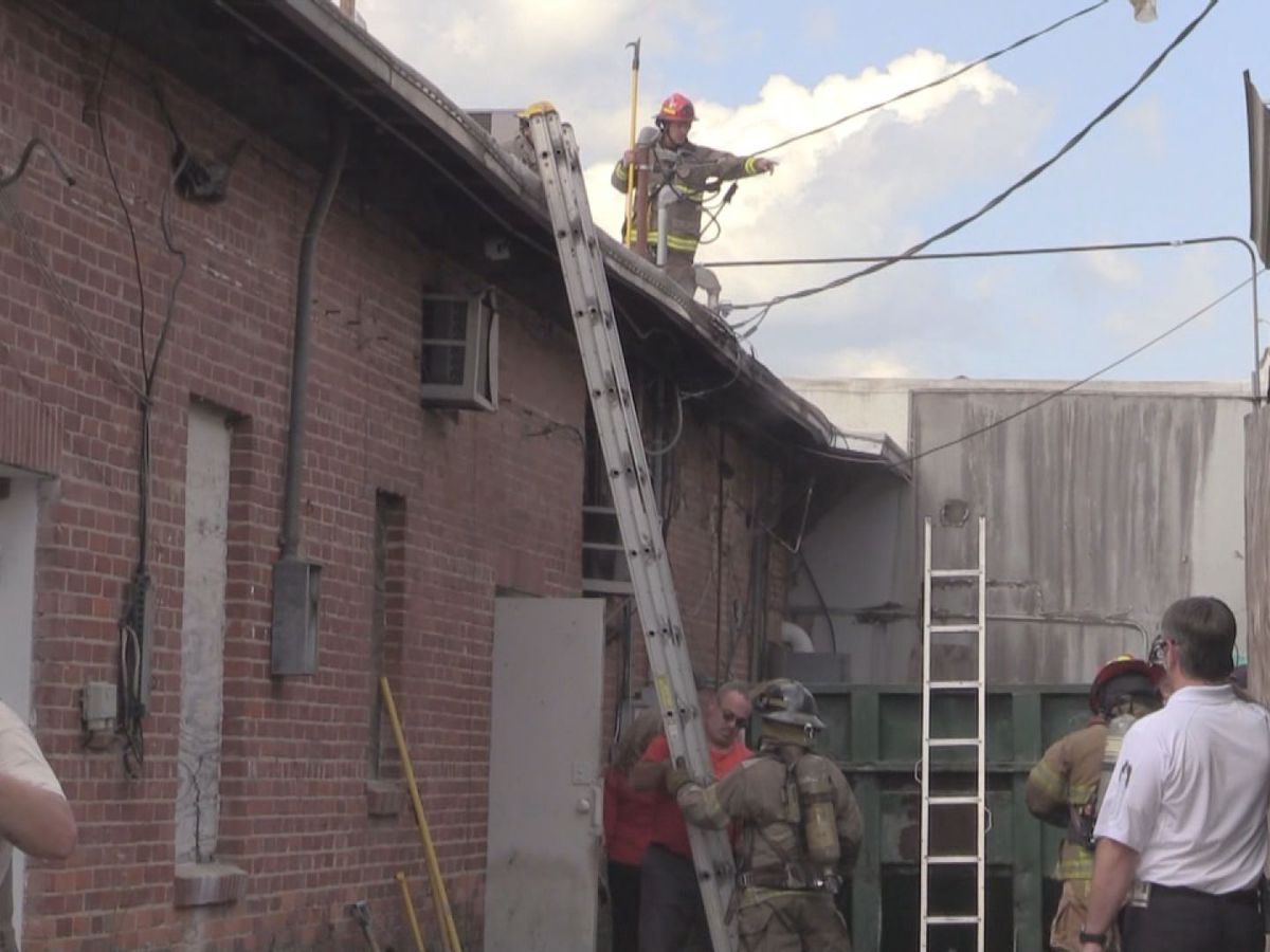 Cause of two fires in Jesup still under investigation