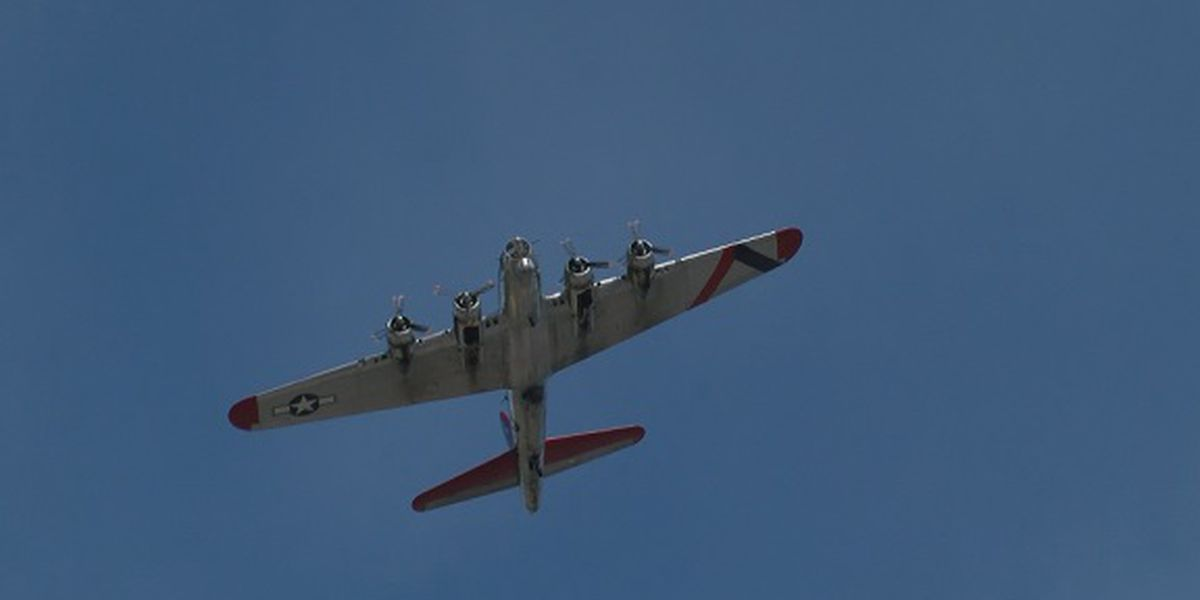 B-17, 'Madras Maiden,' to be in Savannah for flights, tours
