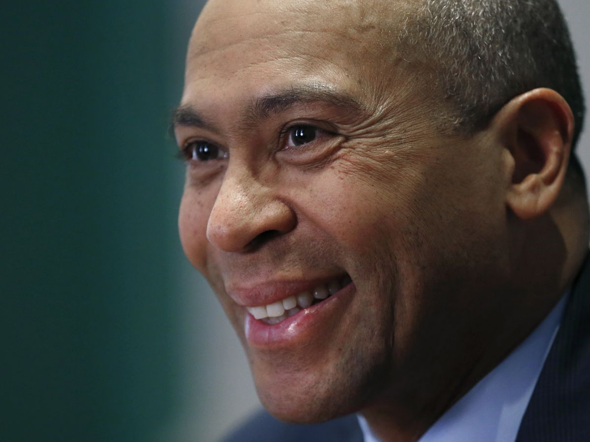 AP sources: Deval Patrick mulling Democratic White House run
