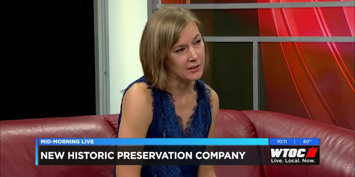 Rebecca Fenwick of Ethos Preservation shares what's next!