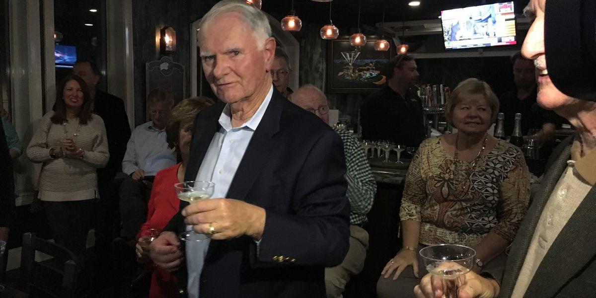 McCann wins Hilton Head mayor runoff