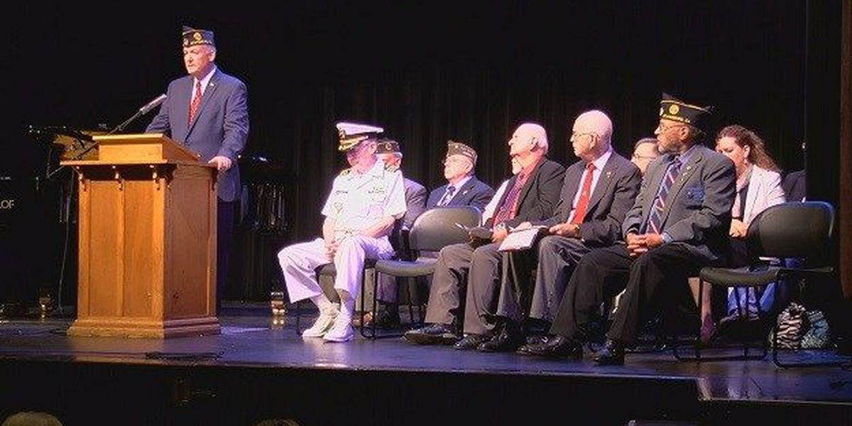 Memorial Day observance in Statesboro focuses on past, present