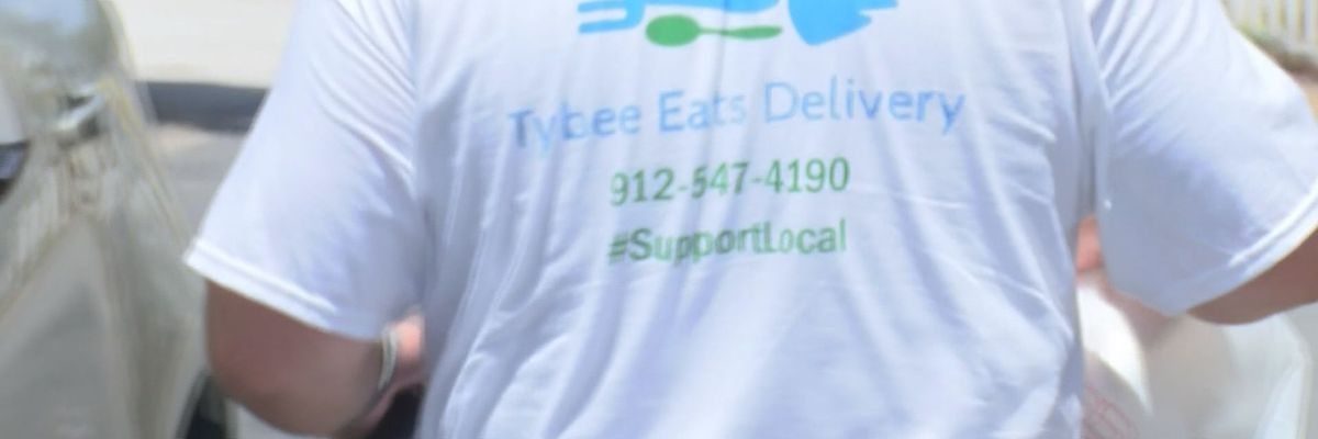 New delivery food service started on Tybee Island