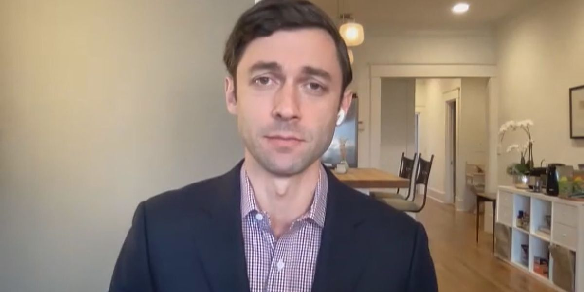 Sen. Ossoff talks COVID relief, direct aid for GA cities, towns