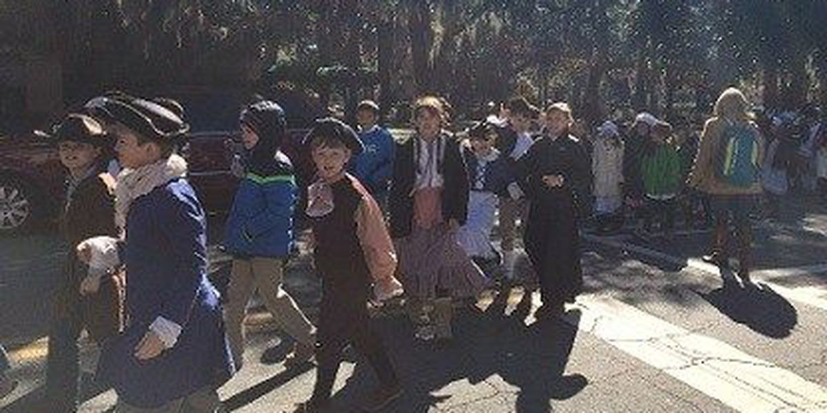 Savannah celebrates 'Georgia Day' with parade