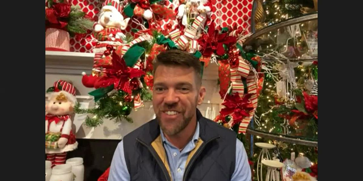 Interview with Swainsboro Man Chosen to Help Decorate White House