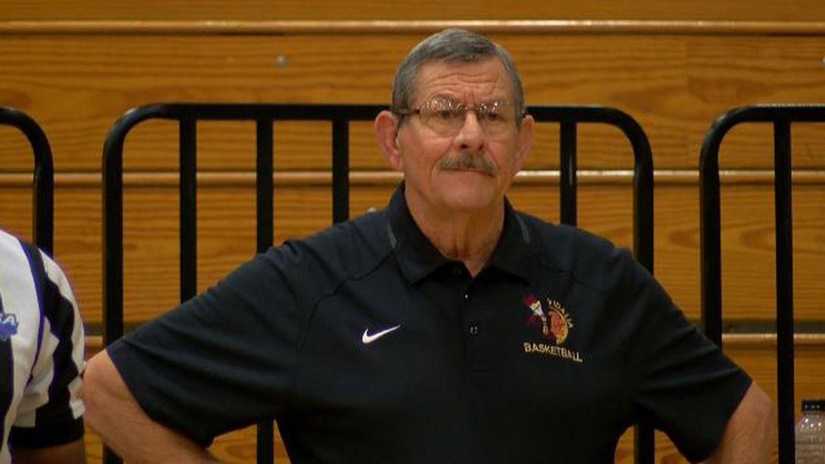 Legendary Vidalia coach Chunk Reid dies