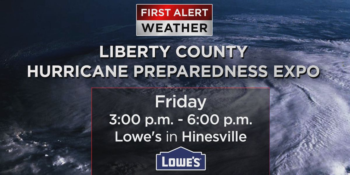 Join the First Alert Weather team at next hurricane preparedness event
