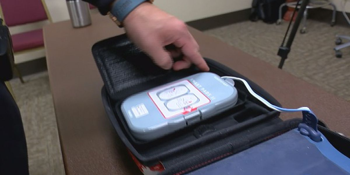 Partnership aims to bring AEDs to Ridgeland