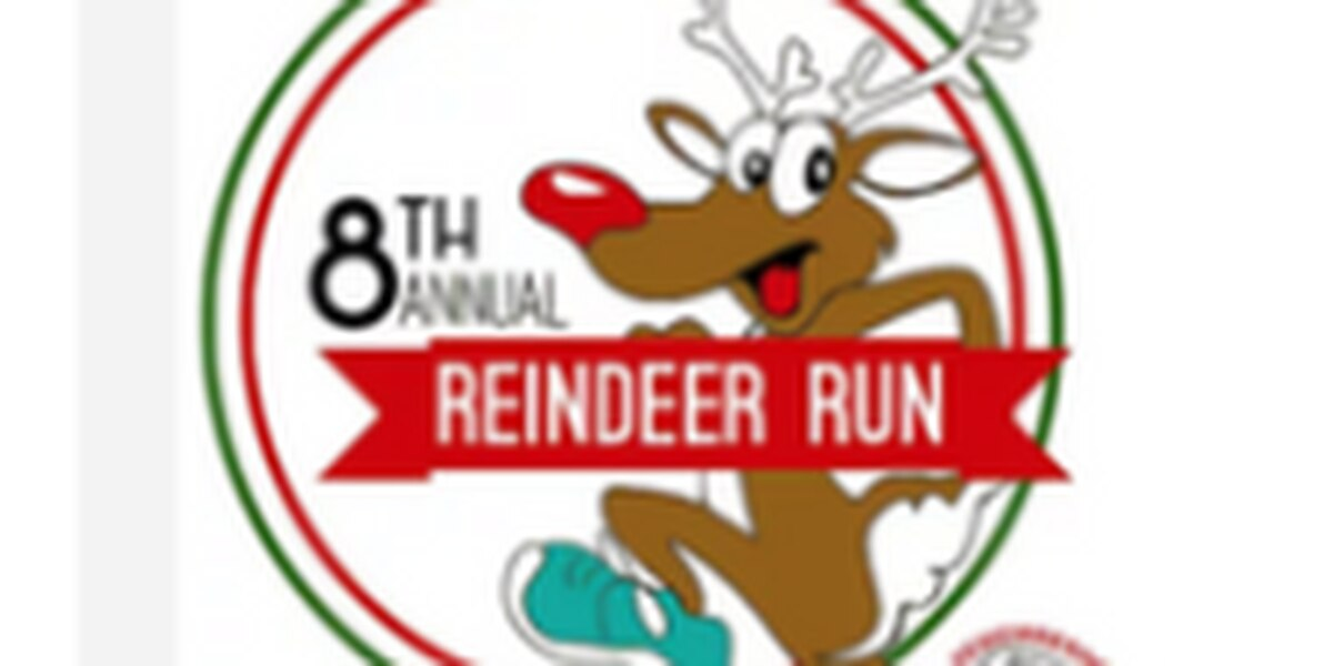 Join Sean Evans at the 8th annual Reindeer Run to benefit the Rape Crisis Center