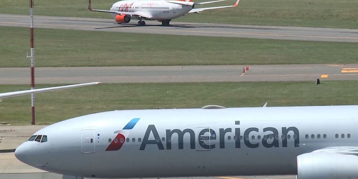 American Airlines will start booking flights at full capacity again on July 1