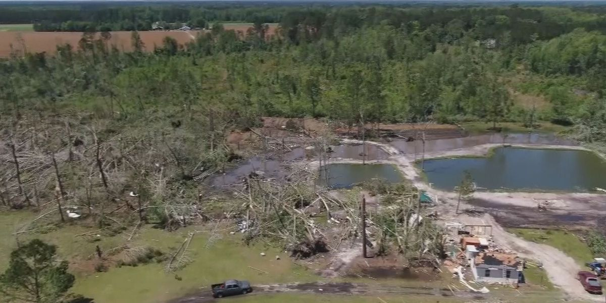 Nearly one year since deadly tornado in Hampton Co.