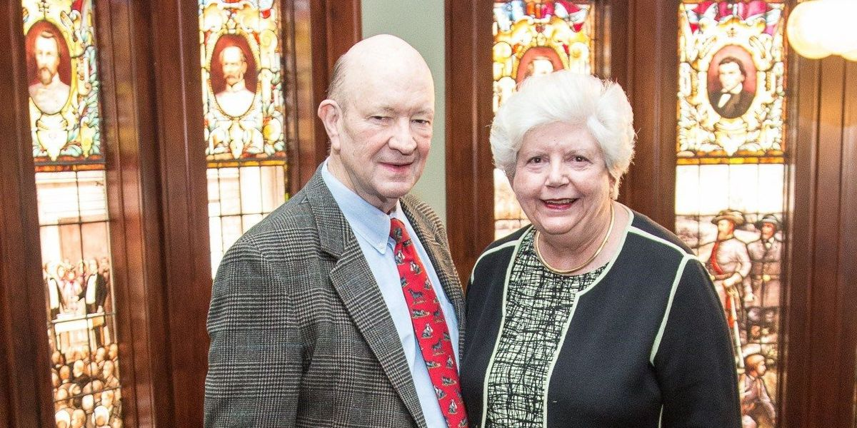 Savannah couple to be honored at 33rd Annual Preservation Gala