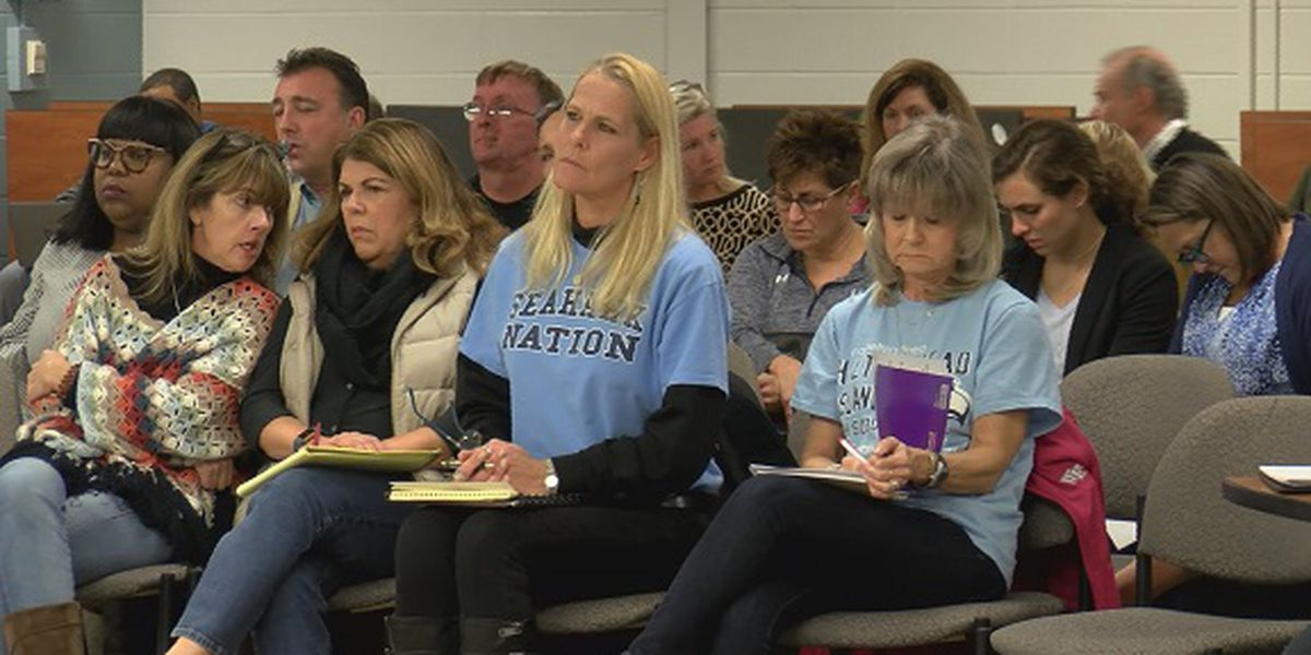 School leaders vote to call in outside counsel for investigation into HHI High School's principal