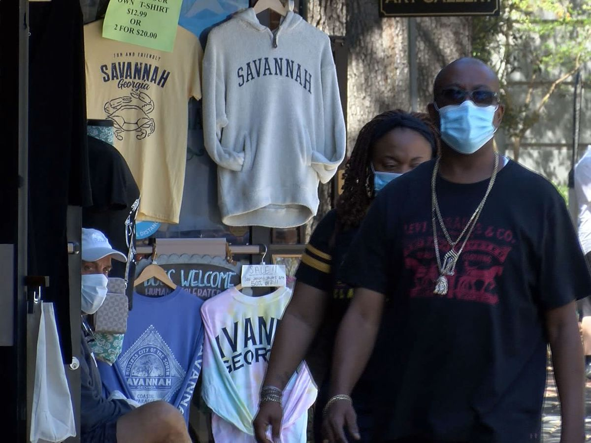Savannah city council votes to extend city's mask mandate until May 6