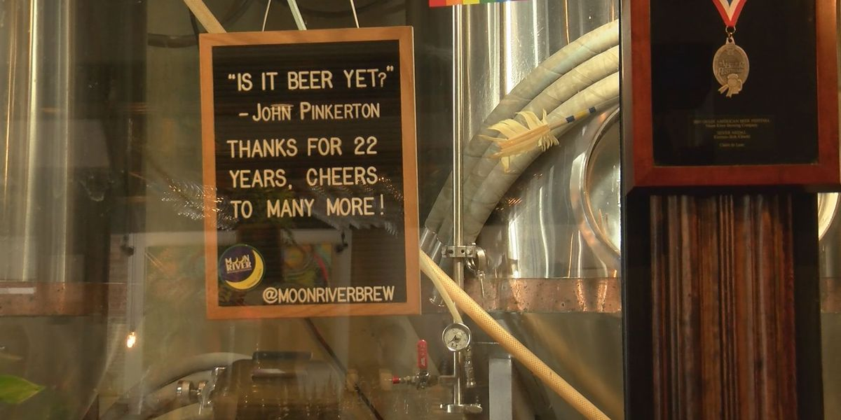 Moon River Brewing Company celebrates 22 years in business after a difficult year