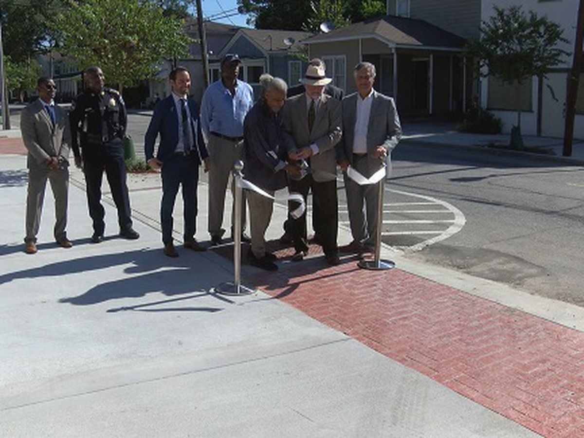 Phase two of Savannah's Waters Avenue streetscape improvements complete