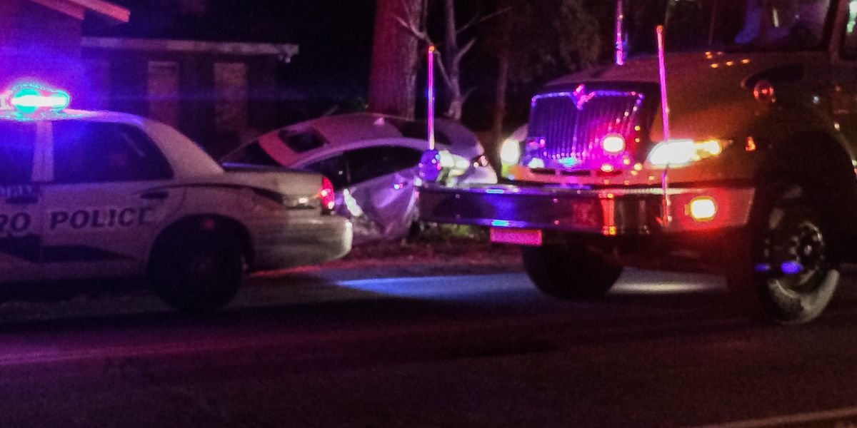 SCMPD investigating hit-and-run accident on ACL Blvd.
