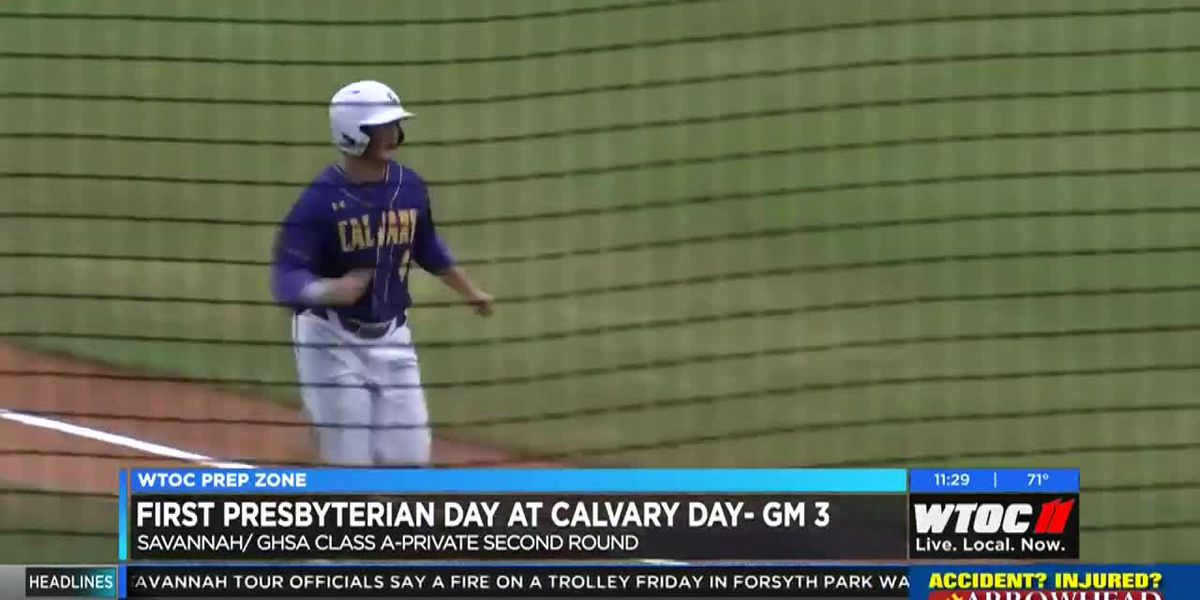 Calvary rallies for Game 3 win, BC season ends in loss