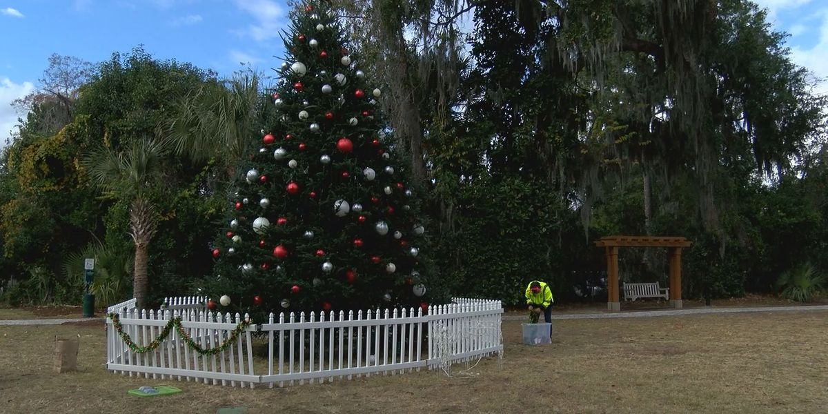 COVID-19 safety protocols for Lowcountry holiday events
