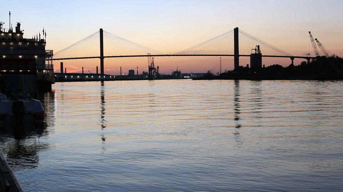 GDOT closing Sidney Lanier Bridge; Talmadge Bridge could be closed Monday ahead of Isaias