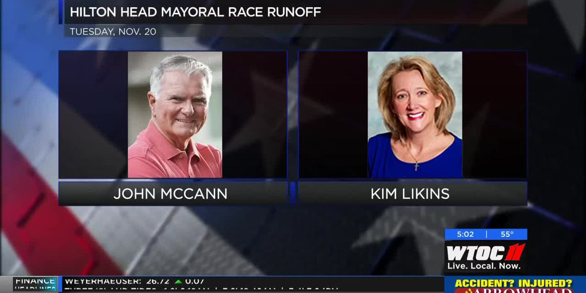 In-person absentee voting underway for Hilton Head Island mayoral runoff