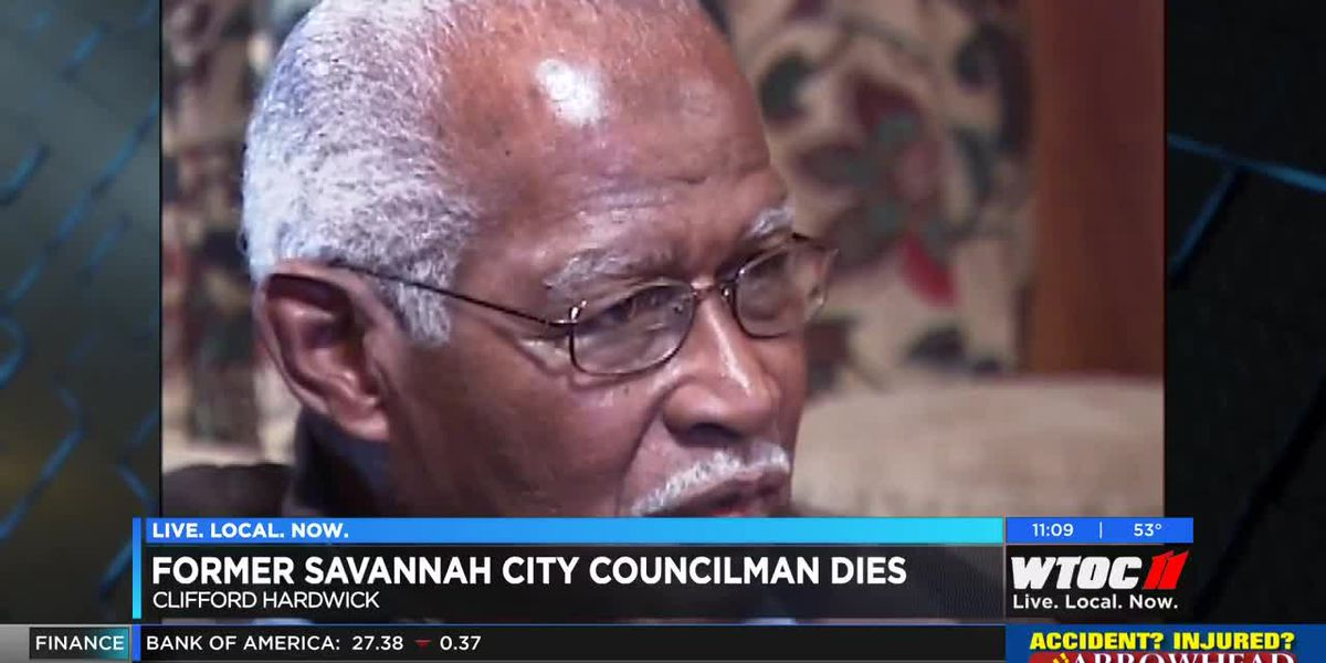 Former Savannah city councilman passes away at 91