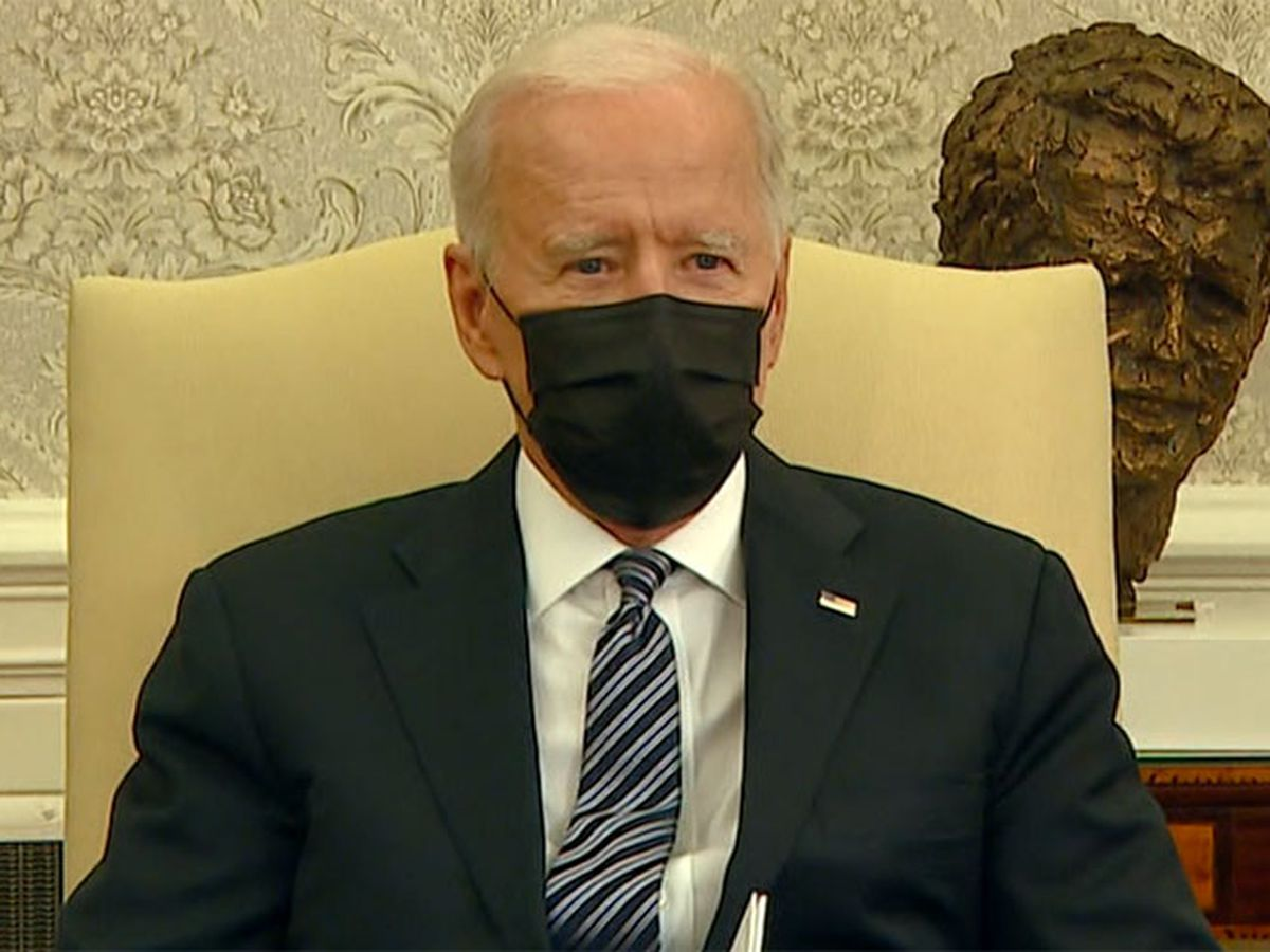 Biden says pause on Johnson & Johnson shots shows government putting safety first