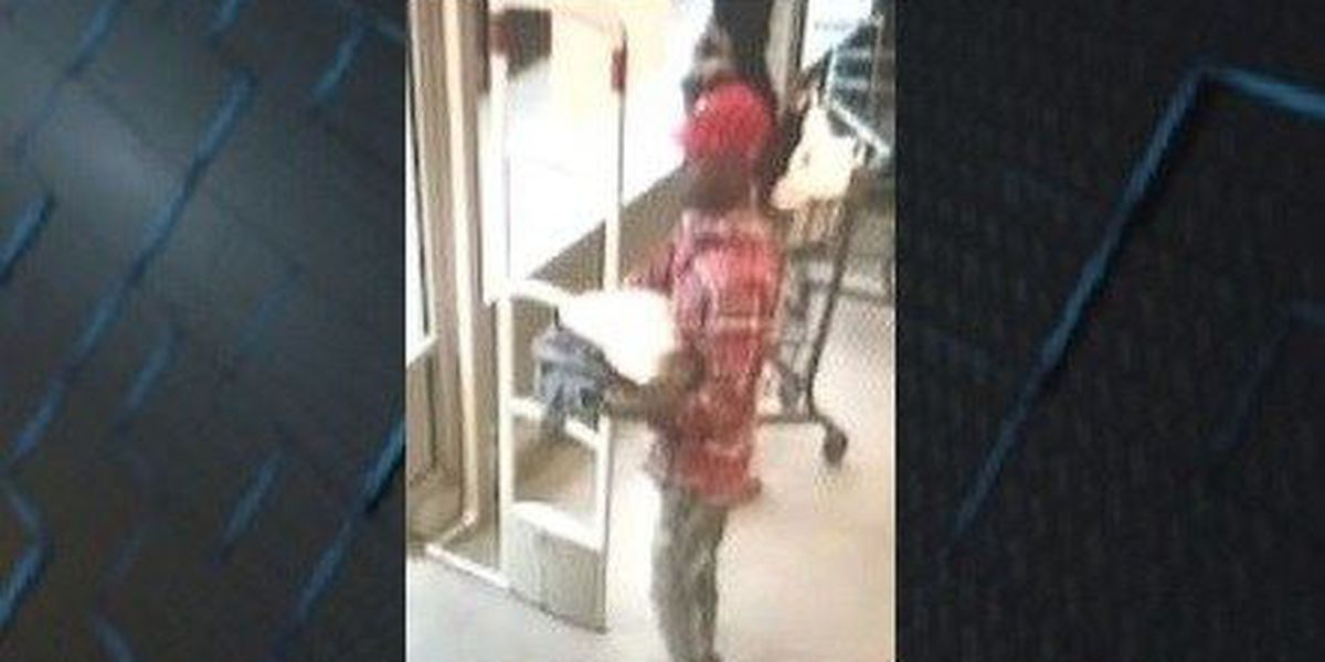 BCSO working to identify Old Navy thief