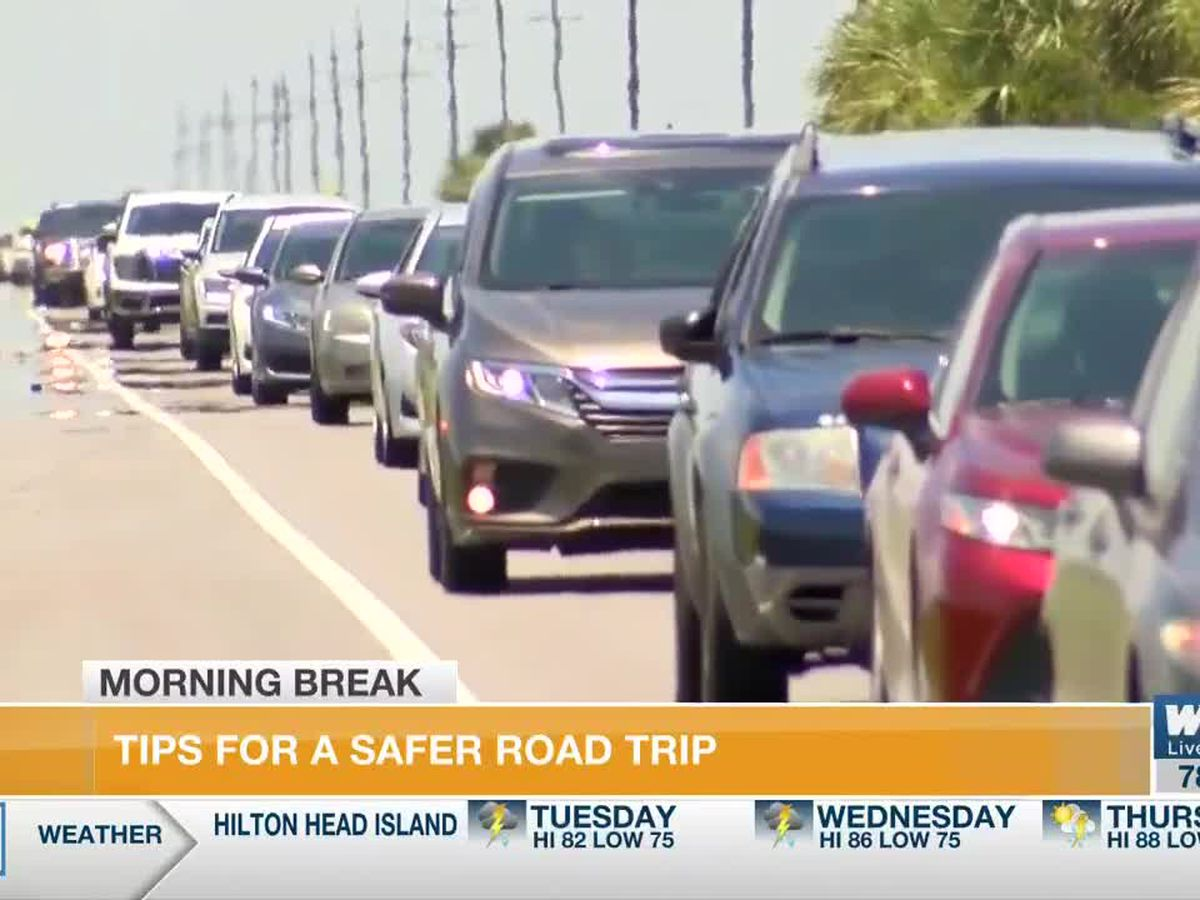Planning a Summer Road Trip? Here's a Doctor's Advice on How to Stay Healthy