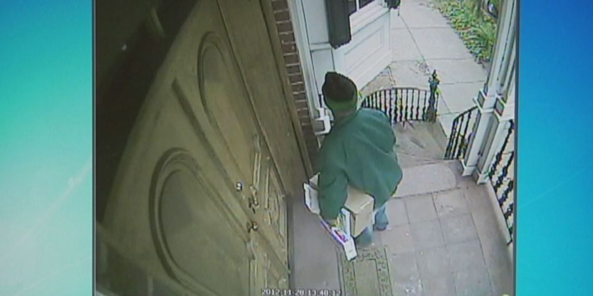 Don't be a Victim of package theft
