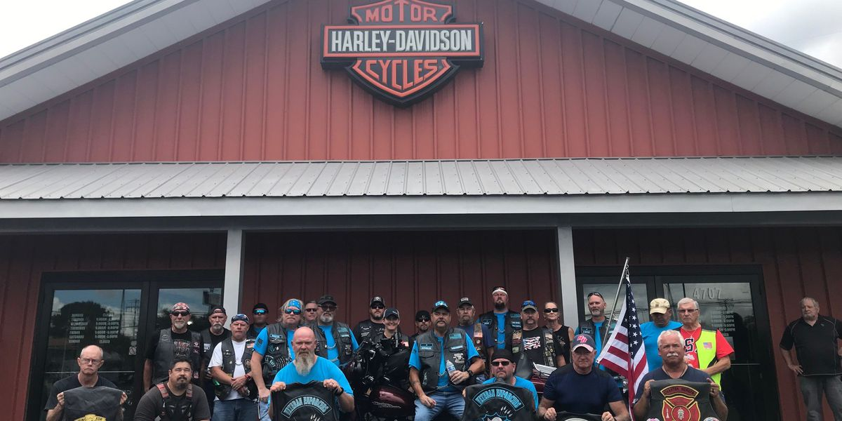 American flag traveling 14,500 miles for veterans stops in the Lowcountry