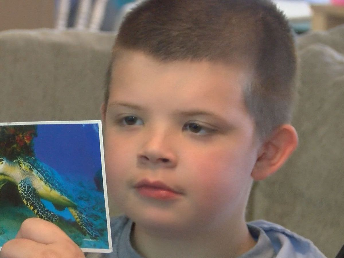 Letters to Eli: cards of support requested for Jesup boy undergoing brain surgery