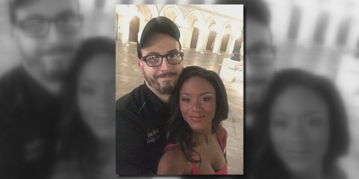 Anchor recounts chaos during mass shooting in Las Vegas