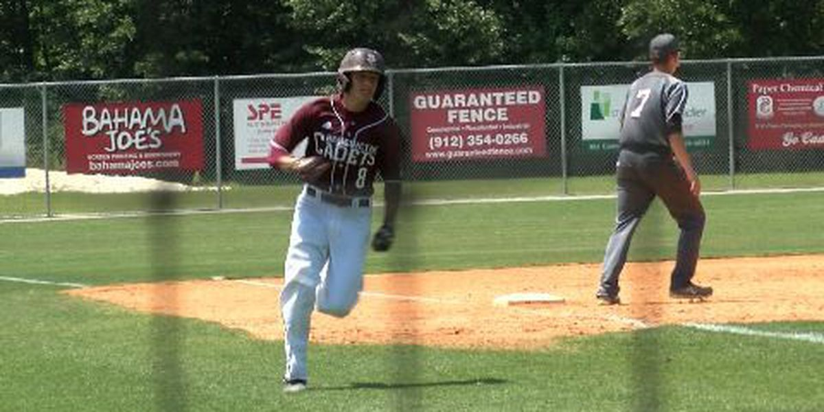 Wednesday's state baseball playoff scores and highlights (05-09-18)