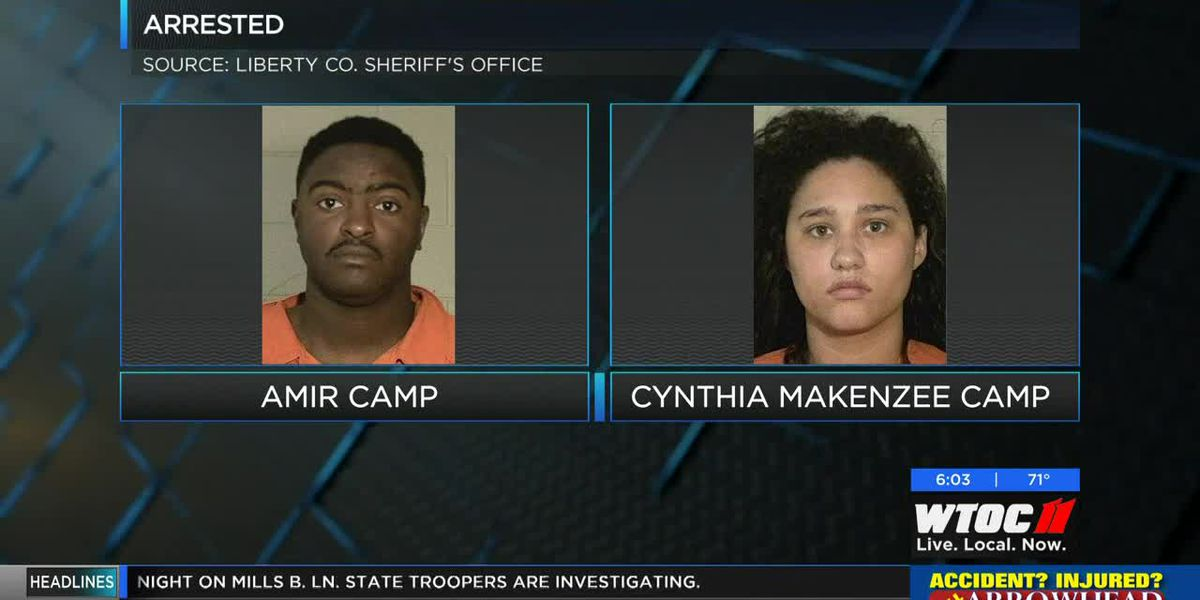 2 charged with malice murder in death of toddler in Liberty County