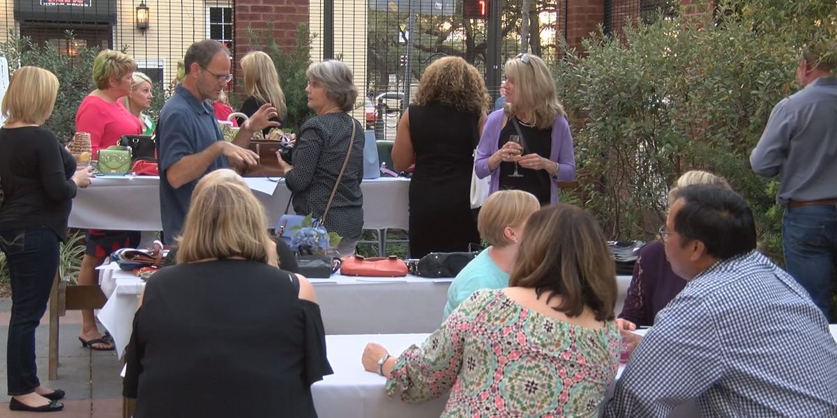 National Association of Women in Construction hosts 'Bags & Bangles' fundraiser