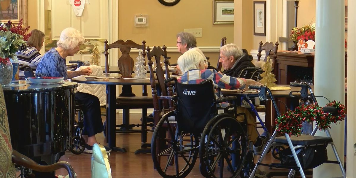 Keeping COVID-19 cases low in senior living facilities