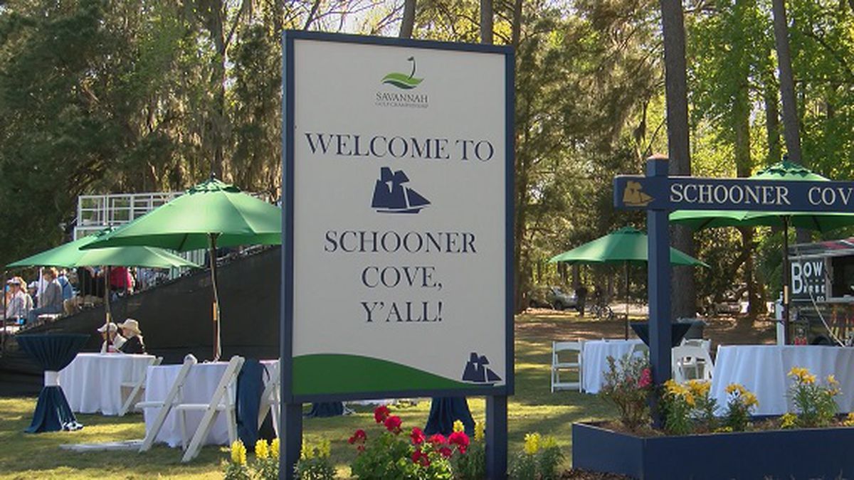 Food Trucks A Part Of Schooner Cove Fun At Savannah Golf