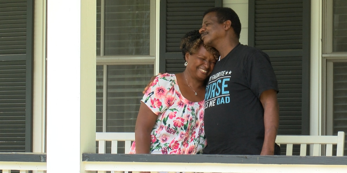 Beaufort man recovering from COVID-19 at home after 21 days on ventilator